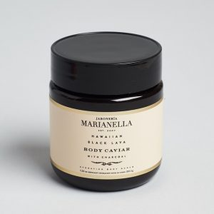 Marianella Hawaiian Black Lava Body Caviar