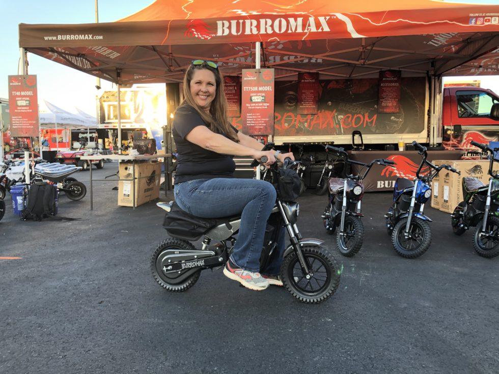 Burromax Pit Bike