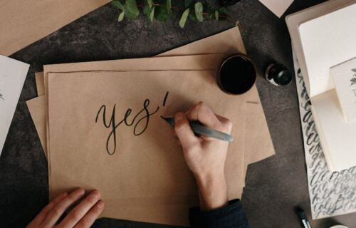 Saying Yes Means Saying No